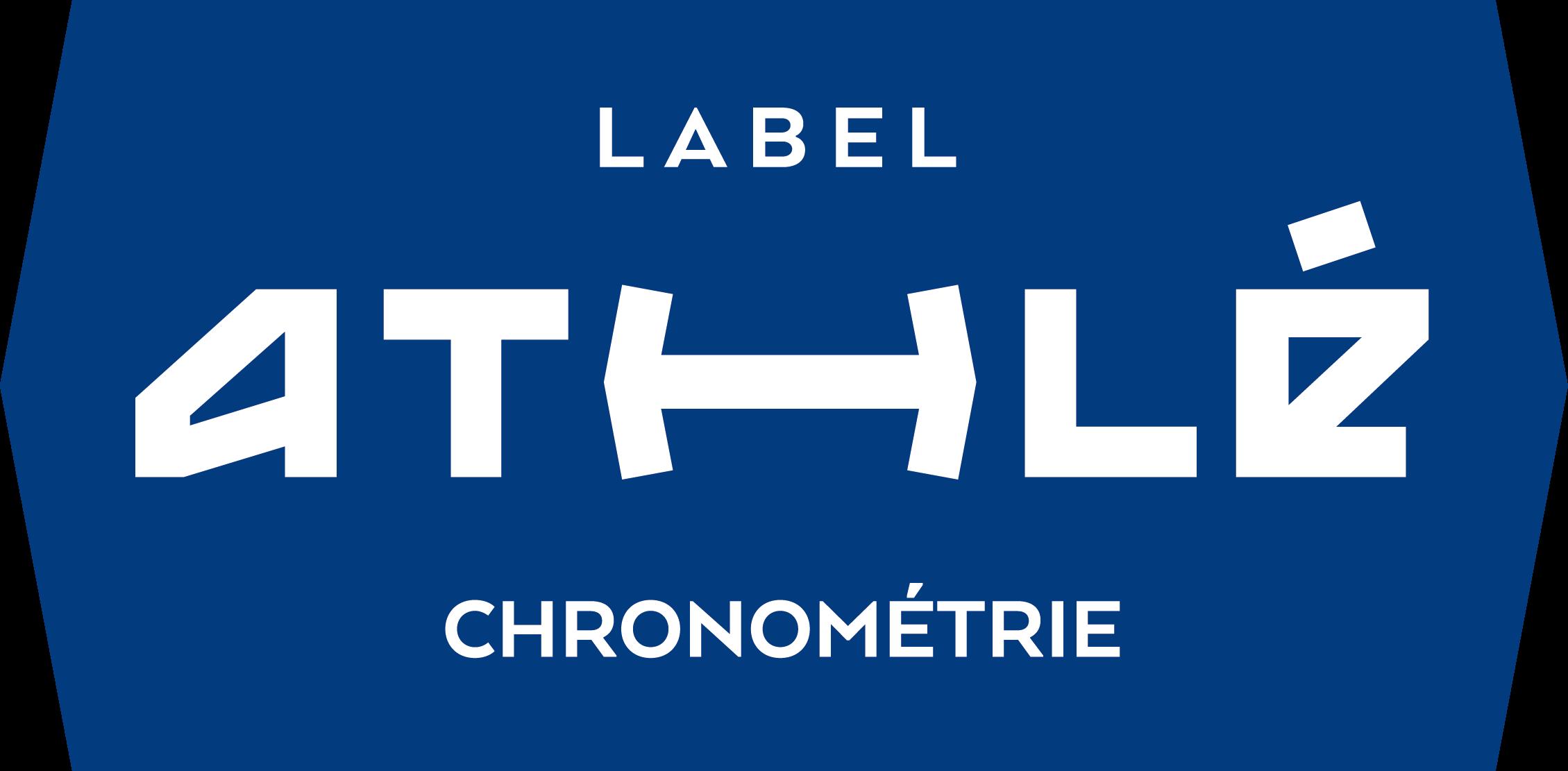 EVEN Outdoor label ffa chronometrie
