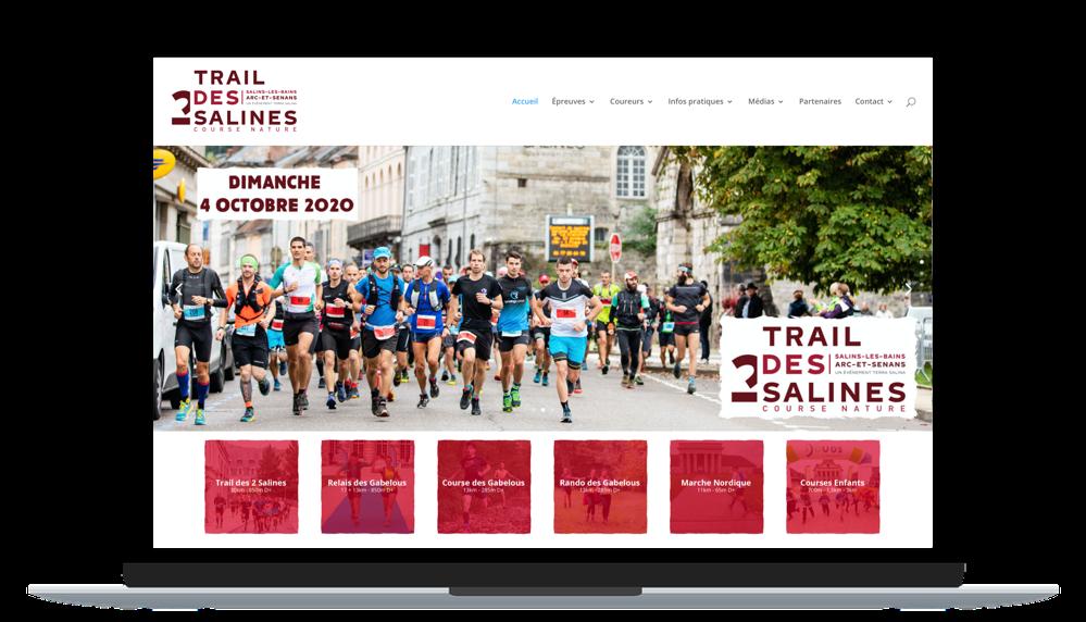 Site Trail2Salines